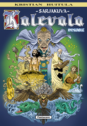 Kalevala graphic novel (modern Finnish)